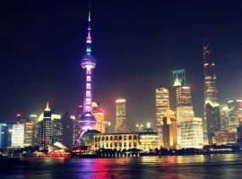 Shanghai to Build Massive Data Trading Platform to Boost Tech Hub Status
