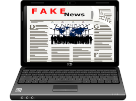 New Study Says Fake News Spreads Faster
