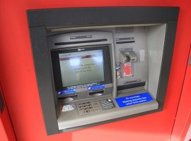 ATM Jackpotting Spotted in the US