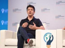 Former Uber CEO Kalanick Reportedly Seeking Back Top Role in Company