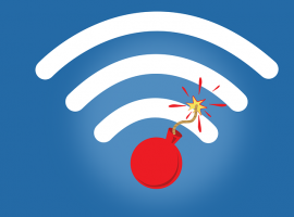 """NSA Won't Comment on Prior Knowledge on """"KRACK"""" WiFi Bug"""